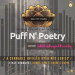 Poetry N Pancakes Hosted by Dope DC Creates (DC) May 11 2019