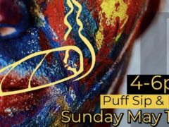 Puff Sip & Paint by Soak and Relax (DC) May 12 2019