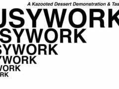 Busywork - A Kazooted Demonstration & Tasting by Partybandboyz & Kazooted (DC) June 21 2019