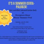 Certa-Palooza on Little Dell the Cannabus (MD) June 29 2019