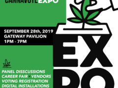 National Cannavote Expo 2019 (DC) September 28 2019