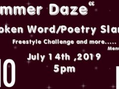 Summer Daze by Smoke Signals Entertainment (DC) July 14 2019
