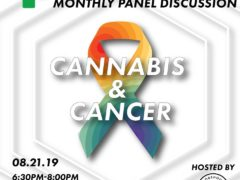 Cannabis & Cancer Hosted by Fells Point Cannabis Docs (MD) August 28 2019
