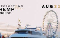 Georgetown Hemp Cruise hosted by Euphoria Health Group (DC) August 31 2019
