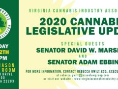 2020 Cannabis Legislative Update and NOVA Preview (VA) September 12 2019