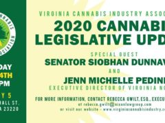 2020 Cannabis Legislative Update and Richmond Preview (VA) September 24 2019