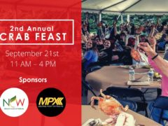 2nd Annual Crab Feast Hosted by Nature's Care & Wellness (MD) September 21 2019