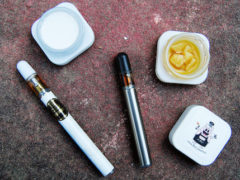40% off CBD vapes & concentrates!