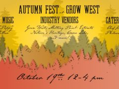 Autumn Fest at Grow West Hosted by Grow West Cannabis Dispensary (MD) October 19 2019