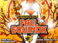 Blissful Budz Falls Equinox by Trichome Honey Concepts (DC) September 21 2019