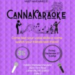 CannaKaraoke Hosted by Holistic Wellness MD (MD) September 27 2019
