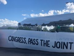 Congress Pass the Joint Rally at the U.S. Capitol Hosted by DCMJ (DC) October 8 2019