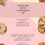 Cooking with Cannabis 101 Hosted by Holistic Wellness Md (MD) October 16 2019