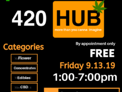 DC 420 Hub hosted by Washington Gasss Company (DC) September 13 2019