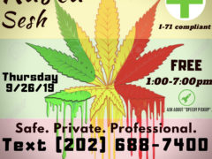 DC Rasta Sesh (DC) September 26 2019