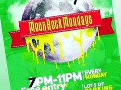 Glow Blow Presents MoonRock Mondays (DC) September 9 2019
