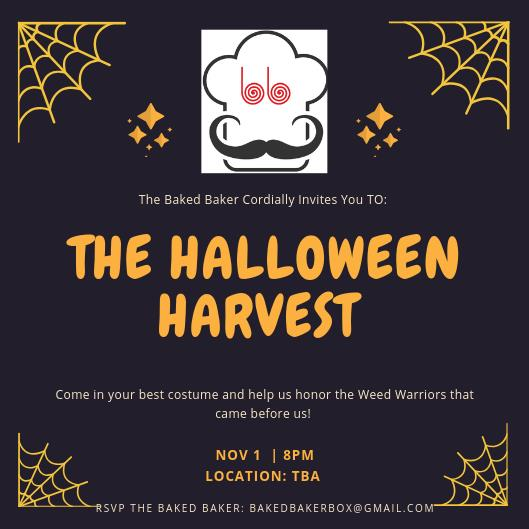 Halloween Party Hosted by Infused Muse Catering (MD) October 2 2019
