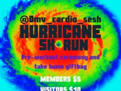 Hurricane 5k Run hosted by @DMV_Cardio_Sesh (VA) September 12 2019