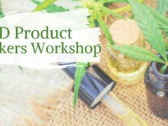 Local Meditations CBD Product Makers Workshop (DC) September 19 2019
