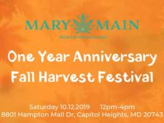 One Year Anniversary Fall Harvest Festival by Mary and Main (MD) October 12 2019