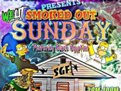 Smoking Gunz Farm Presents Smoked Out Sunday (DC) September 1 2019