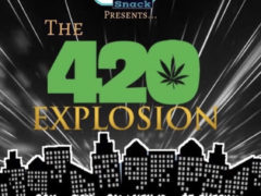The 420 Explosion Hosted by @Issasnackdc (DC) Saturdays