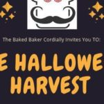 The Halloween Harvest Party Hosted by Infused Muse Catering (MD) November 1 2019