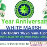 1 Year Anniversary at Health For Life Dispensary - White Marsh (MD) October 26 2019