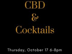 CBD and Cocktails by Hemp Envy Co (DC) October 17 2019