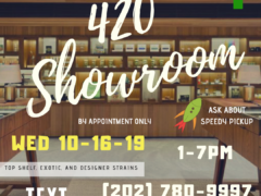 DC 420 Showroom by Washington Gasss Company (DC) October 16 2019