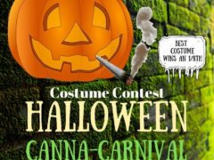 Halloween Canna-Carnival by Listen Vision Studios (DC) October 26 2019