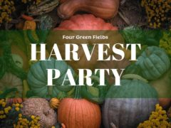 Harvest Party Hosted by Four Green Fields LLC (MD) October 5 2019