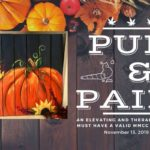 Puff and Paint by Peace Love and Paint (MD) November 15 2019