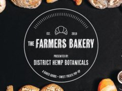 The Farmer's Bakery by District Hemp Botanicals (DC) October 29 2019