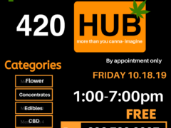 Washington Gasss Company 420 Hub (DC) October 18 2019