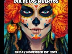 Zapp Snacks presents Dia de los Muertos (DC) November 1 2019
