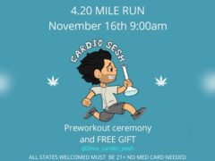 4.20 MILE RUN by @dmv_cardio_sesh (DC) November 16 2019