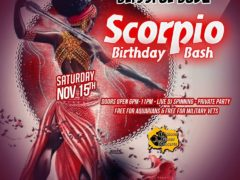 Blissful Budz Scorpio Bday Bash Hosted by Trichome Honey Concepts (DC) November 16 2019