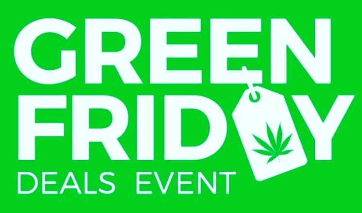 Green Friday Hosted by Inside Out Inc (VA) November 29 2019