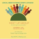Local Meditations CBD Meetup - Free CBD Infused French Toast & Mocktails (DC) November 16 2019