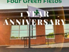 One Year Anniversary Hosted by Four Green Fields LLC (MD) November 11 2019