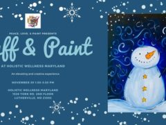 Puff and Paint by Peace Love and Paint (MD) November 30 2019