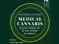 VA Medical Cannabis Educate Yourself on the New Frontier in Pharmacy (VA) November 16 2019
