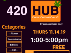 Washington Gasss Company 420 Hub Event (DC) November 14 2019