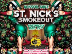 Blissful Budz St Nick Smokeout Shop (DC) December 21 2019