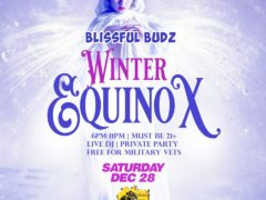 Blissful Budz Winter Equinox (DC) December 28 2019