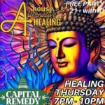 Capital Remedy hosts The House of Alternative Healing (DC) December 5 2019