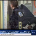 "DC Police Raid Georgetown Smoke Shop Who Allegedly Sold ""Pot"""