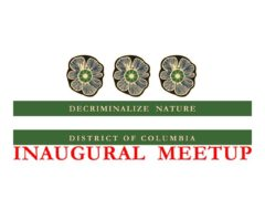 Decriminalize Nature DC 2020 Inaugural Meetup (DC) January 8 2020