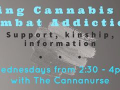 Using Cannabis to Combat Addiction Hosted by Holistic Wellness (MD) Multiple Dates!